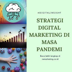 Strategi Digital Marketing di Masa Pandemi Covid-19