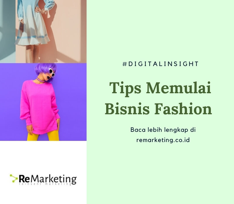 Tips Memulai Bisnis Fashion